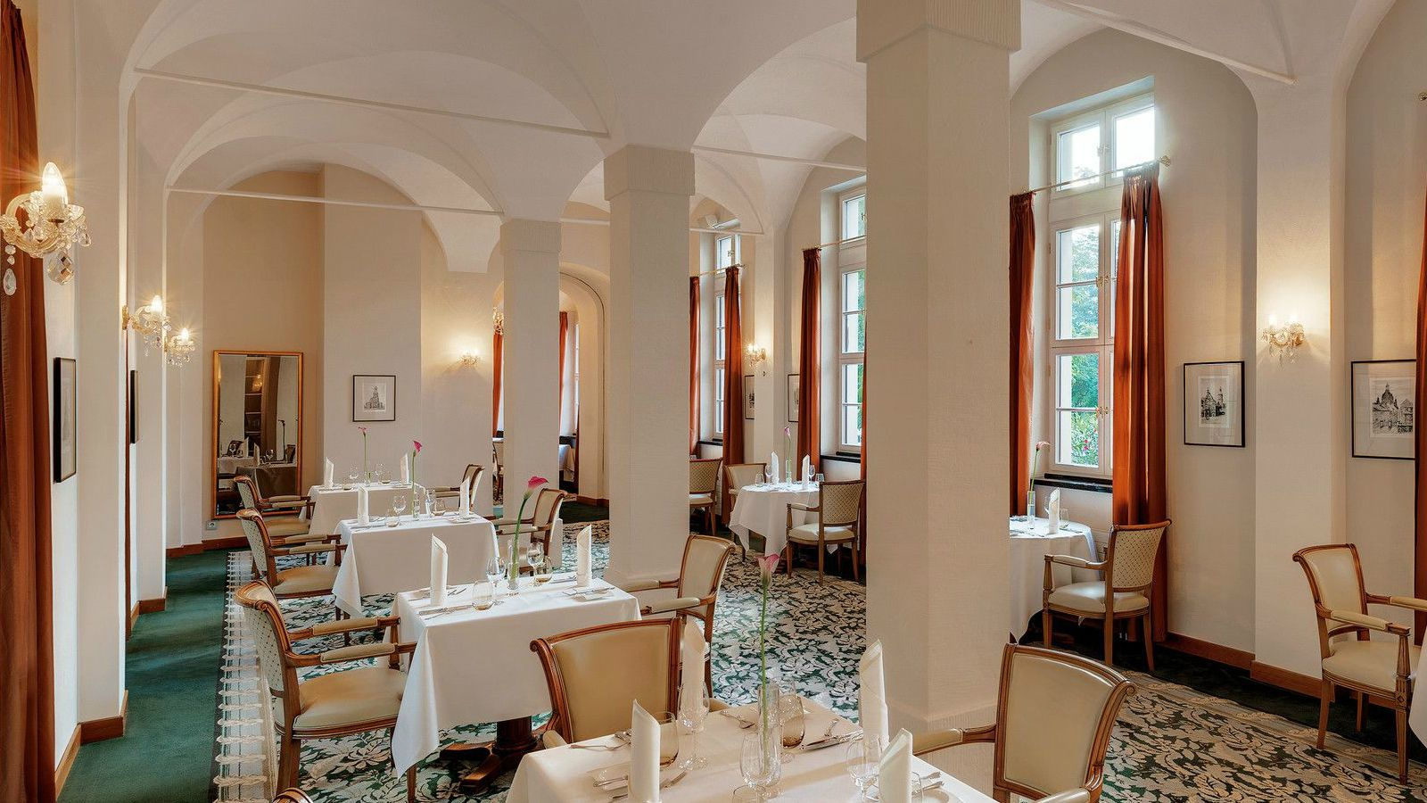 Restaurant Canaletto im The Westin Bellevue Dresden